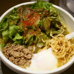 tokyo hoajao style IKEDA - hoajao カリー麺¥880