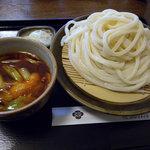 7294878 - 豚バラつけ麺(850円)_2011-03-29
