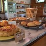 パン ド ムシャムシャ&コーヒー - 素敵な店内