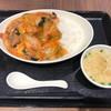 南国酒家 広東麺飯房 - 料理写真:五目あんかけごはん