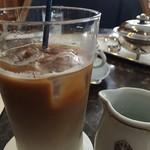 ラ・テラス - アイスコーヒー