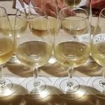 72941817 - フランス産白ワイン6種