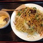 台湾料理 鴻翔 - 焼きそば