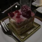 72943449 - 五穀米のケーキ