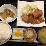 酒菜亭 - 日替り定食