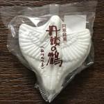 松屋 - 丹頭の鶴(白)