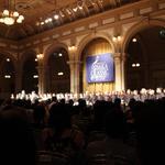 ロビンソン キタハマ - 大阪フィルハーモニー合唱団 この合唱団が、日本の合唱曲を演奏することは、滅多にありません。