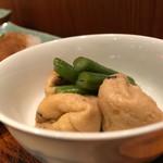 壌 - がんもとインゲンの煮物