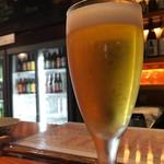 壌 - オリオンビール500円
