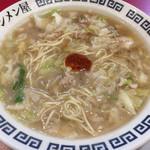 元祖タンメン屋  - 料理写真:
