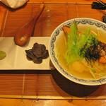 たんぼ居酒屋 - だし茶漬(鮭)
