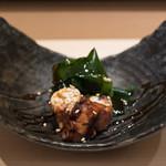 六本木 すし巽 - 2017.9 明石蛸やわらか煮