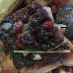 パノラミックレストラン ル・ノルマンディ - 真鯛のソテー