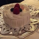 パノラミックレストラン ル・ノルマンディ - ケーキ