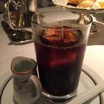 パノラミックレストラン ル・ノルマンディ - アイスコーヒー