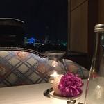 パノラミックレストラン ル・ノルマンディ - 夜景