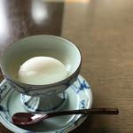 吉亭 - レモンのシャーベット