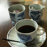 吉亭 - ホットコーヒー