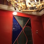 Y'S - 大工さん手作りの檜のシャンデリア
