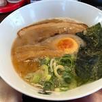 天炮拉麺 - 料理写真:極みラーメン=630円
