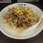 濃厚タンメン三男坊 - 濃厚タンメンスープ