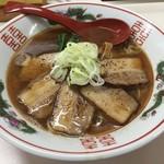 担々麺 信玄 - チャーシュー中華そば(900円)