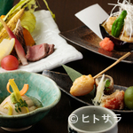 ごま料理 蔵馬 - ごまの美味しさをフルコースで! 季節の食材がごまの魅力を引き立てる『蔵馬コース』 ※要予約