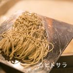 江戸蕎麦ほそ川 - おかわりで蕎麦粉の産地の違いが楽しめる『せいろ』