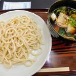 ぴん太 - 料理写真:炙り肉汁うどん小