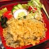 やぶ - 料理写真:冷したぬきそば(850円)