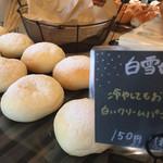 シーズテラス - 1番人気のパン しっとりもっちり