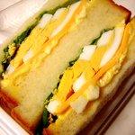 ドンク - タマゴチーズサンド