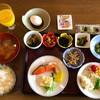 根室グランドホテル - 料理写真:朝食バイキング‥‥宿泊料に込み