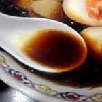 松虎亭 - スープ
