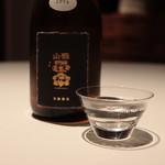 La Cime - 日本酒:山形正宗(実験醸造2016)/水戸部酒造