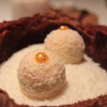 La Cime - ココナッツ菓子
