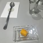 ICHIMAN - サービスのマンゴー、直営店自慢のマンゴーだそうです!美味しく新鮮!