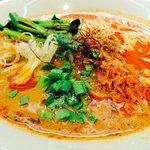 usaco noodles - 麻辣担々麺 900円