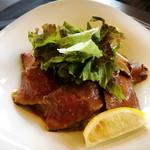 PLUS CASA LOUNGE  - ローストビーフ丼(お友達が注文)