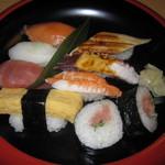 がんこ寿司  - すし盛合せ(梅)