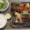 トレトゥール・エズ - 料理写真:夏メニューから、3点セット2000円(画像は+冷製スープ−プリンとなってます)