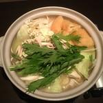 Ikedaya - 定番!!博多水炊き