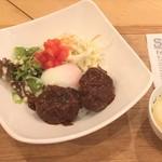 ロコモコ丼ランチ