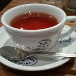 7297060 - ランチの紅茶