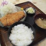 とんかつ辰巳 - 料理写真: