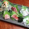 Konahikijijii - 料理写真:刺身盛り合せ 780円~
