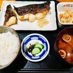 Shokusaikadota - 銀むつ漬け焼き