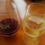 ミュゼリバーサイド レストラン&バーベキュー - 飲み放題のワイン