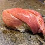 第三春美鮨 - シビマグロ 132kg 腹上二番 大トロ 青森県大間 熟成8日目