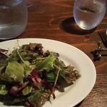 ペルバッコ イタリアーノ - サラダ